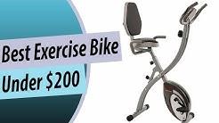 Best Exercise Bike Under $200: Top 5 Best Affordable Stationary Bike Reviews