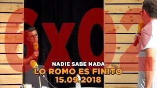 NADIE SABE NADA - (6x02): Lo romo es finito