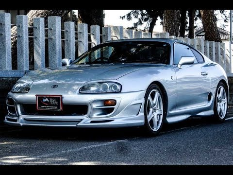 Toyota Supra JZA80 for sale JDM EXPO (7592 FC, s8167)