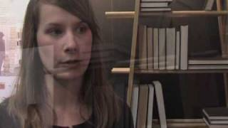 Fiction Bookcase, Design Johanna Landin