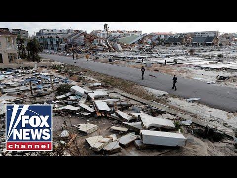 Hurricane Michael: Catastrophic destruction in Mexico Beach