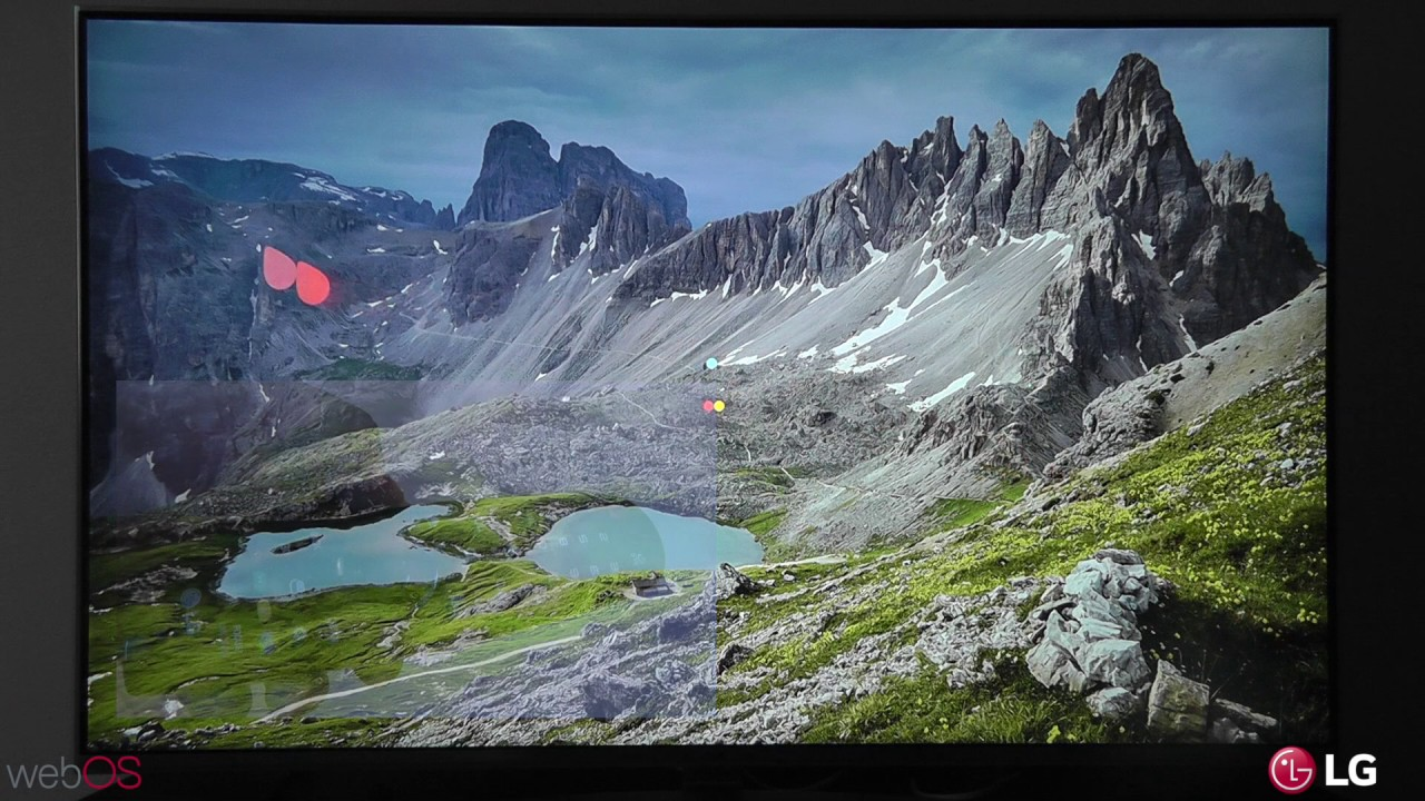 Lg Tv Screensaver Picture Locations
