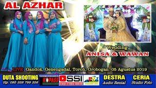 LIVE Qosidah AL AZHAR//DUTA SHOOTING//Gandok Genengadal Toroh Grobogan 05 Agustus 2019