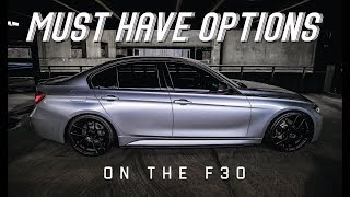 5 THINGS TO CONSIDER BEFORE BUYING YOUR F30