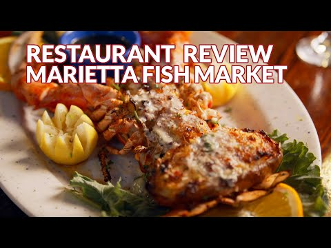 Restaurant Review - Marietta Fish Market | Atlanta Eats