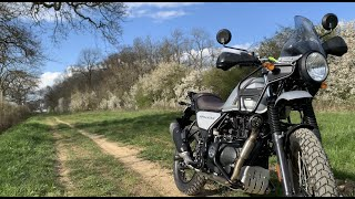 New 2021 Euro 5 Royal Enfield Himalayan First Look, Ride & Review By Cooperb Motorcycles
