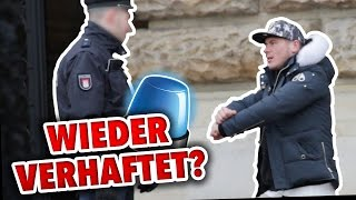 VON DER POLIZEI VERHAFTET ?!  #WDEH