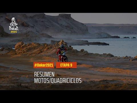 #DAKAR2021 - Etapa 9 - Neom / Neom - Resumen Moto/Quadriciclos