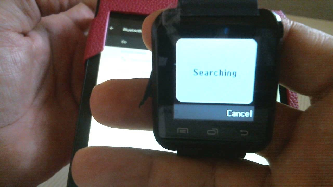 Download How to pair Smart Watch to Android Tablet