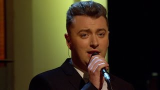 Sam Smith - Money On My Mind - Later... with Jools Holland - BBC Two