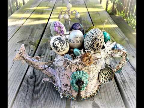 Royal Easter Basket with Miranda Edney