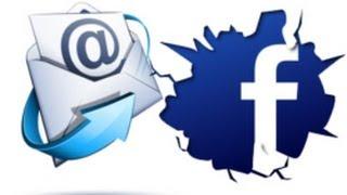 انشاء ايميل وهمي و التسجيل بالفيس بوك بسرعة عالية