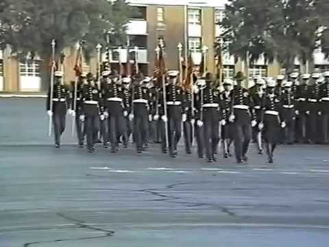2nd Battalion Basic Training graduation video November 1990