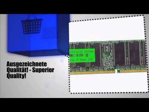 RAM-Speicher 256MB PC2100 SDRAM DDR 184pin [9398] - m-ware.de