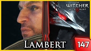 Witcher 3 ► The Final Trial - How Lambert Became a Witcher (Quest in Kaer Morhen) #147 [PC]
