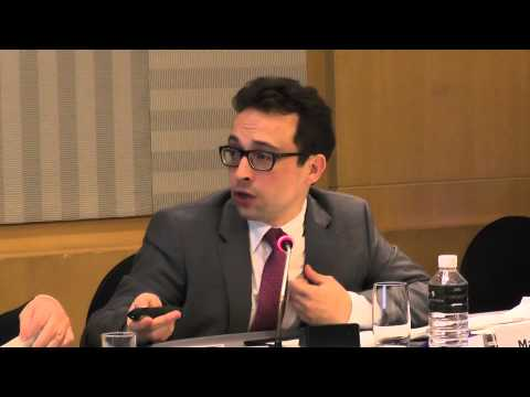 Matthias Helble: EU Energy Policy and Regional Economic Coop