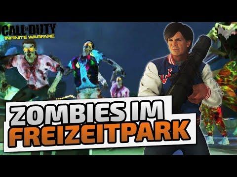 Zombies im Freizeitpark - ♠ Call of Duty: Infinite Warfare Zombies #001 ♠ - Dhalucard thumbnail