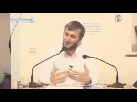 Лекций Абу Умара Саситлинского