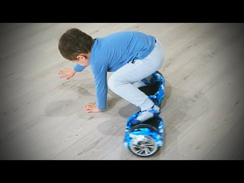 Alex Prima Data pe HOVERBOARD
