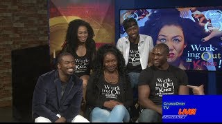 Bronxnet Live WOK interview w/ Kendra