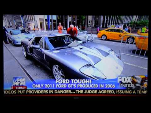 Lance Miller, Carlisle Events and Carlisle Auctions featured on Fox & Friends August 2015