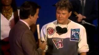Dick Clark Interviews Dan Hartman- American Bandstand 1984