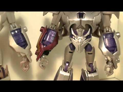 Fu-Reviews: Takara Transformers Prime AM 33 Final Battle Megatron