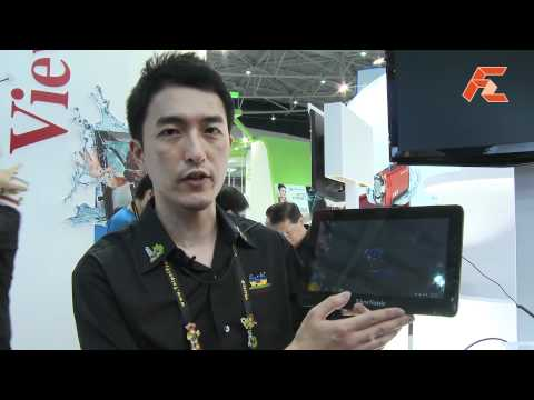 Viewpad 10 PRO from Viewsonic at Computex 2011