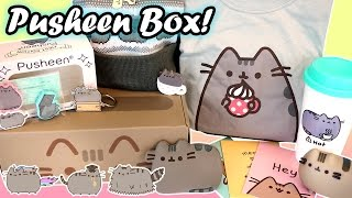 Pusheen Cat Subscription Box - Packed with Official Kawaii Merch!! thumbnail