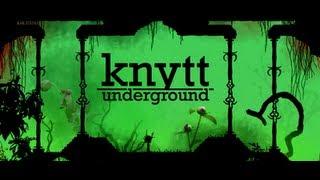Vita & Ps3| Knytt Underground Gameplay
