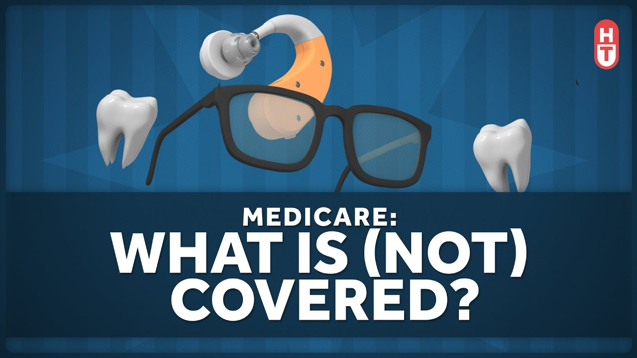 Image result for What Does Medicare Actually Cover?