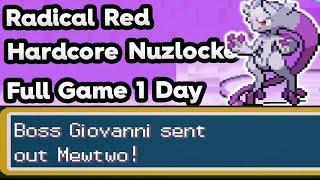 Can You Nuzlocke Radical Red in One Day?! screenshot 5