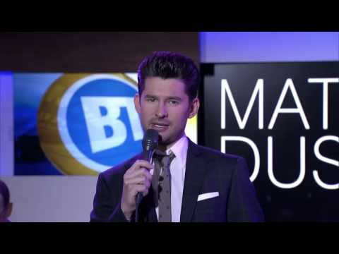 BT Toronto: Matt Dusk performs (Part 1 of 2)
