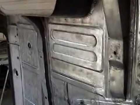 restauracion de camioneta ford f100 1959  YouTube