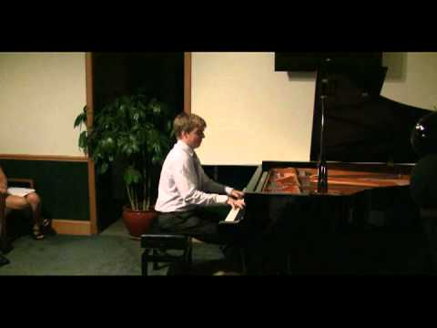Scriabin Etude op. 8 no. 12 by Peter John