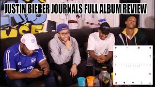Download JUSTIN BIEBER JOURNALS FULL ALBUM REACTION/REVIEW