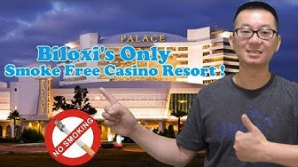 Biloxi's Only Smoke Free Casino Resort Room Tour @ Palace Casino Resort | Biloxi, Mississippi