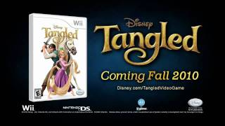 Trailer - TANGLED Nintendo Wii Trailer