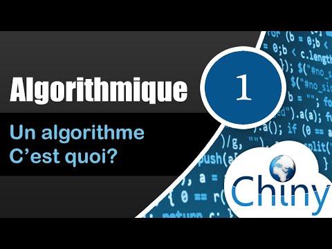 Algorithmique (1/14) -
