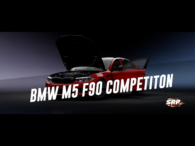 BMW M5 F90 COMPETITON | Assetto Corsa | Gameplay