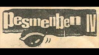 PESMENBEN IV - noisecore songs (reharsal 2001, RARE!)