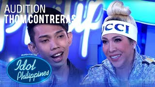 Thom Contreras - Hanggang | Idol Philippines 2019 Auditions
