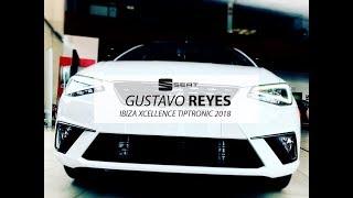 SEAT IBIZA XCELLENCE TIPTRONIC BLANCO NEVADA CON GUSTAVO REYES