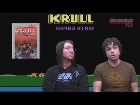 Krull (Atari 2600) - Video Game Years 1983