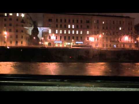 вечерний Дунай. Будапешт