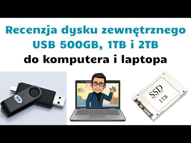 Recenzja dysku zewnętrznego USB 500 Giga 👨💻 Adata Classic CH94 i podobnych 💻🎯👀