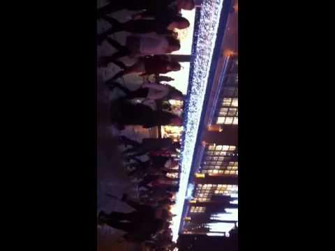 Flash Mob Den Haag 10 Mainland European Championship