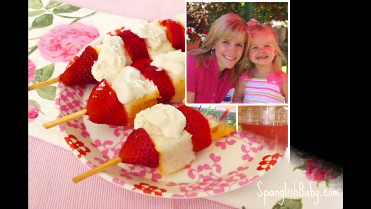 Strawberry shortcake birthday party decorations ideas ...