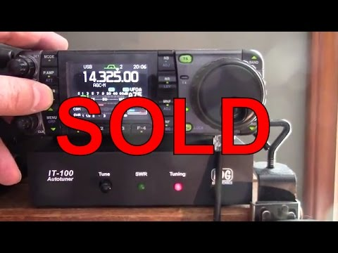 Icom IC 7000 for sale!
