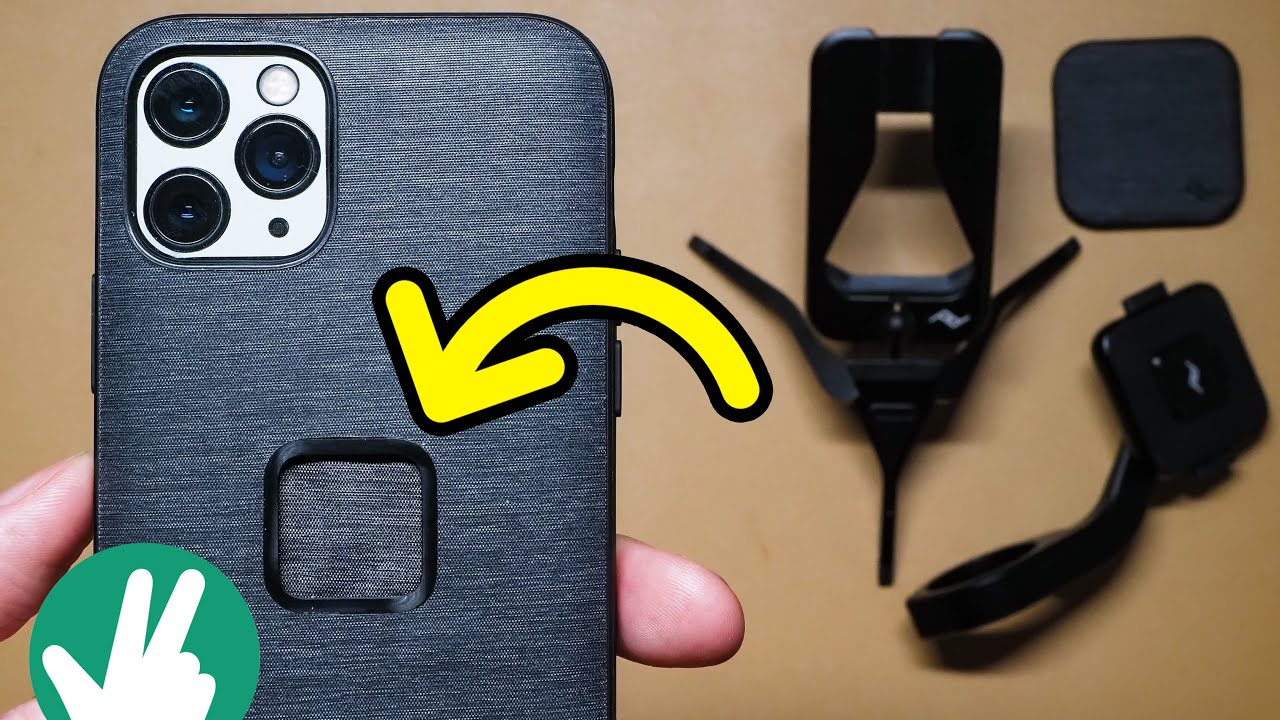 Mobile by Peak Design: ONE phone mount, MANY possibilities
